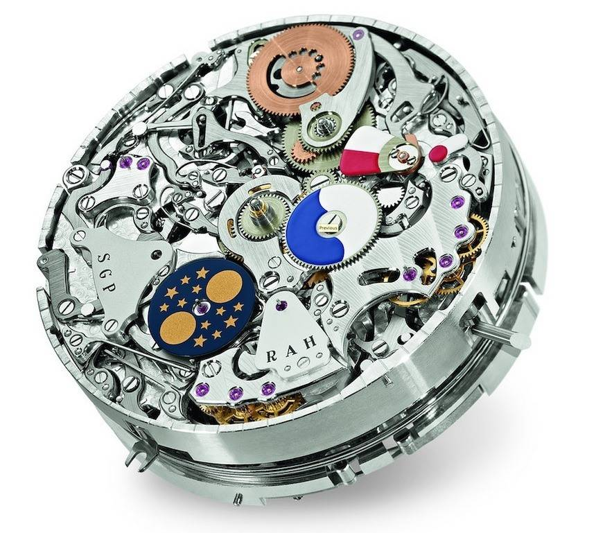 Patek-Philippe-175th-anniversary-Grandmaster-Chime-movement