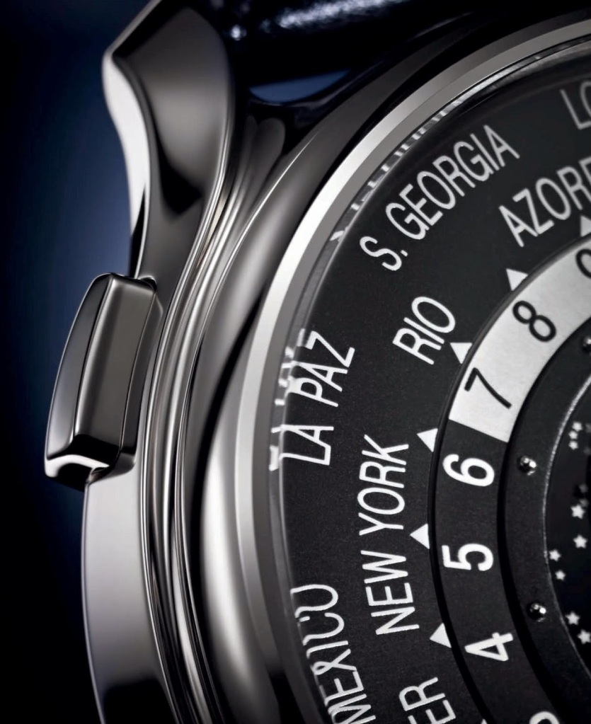 Patek Philippe World Time Moon 2