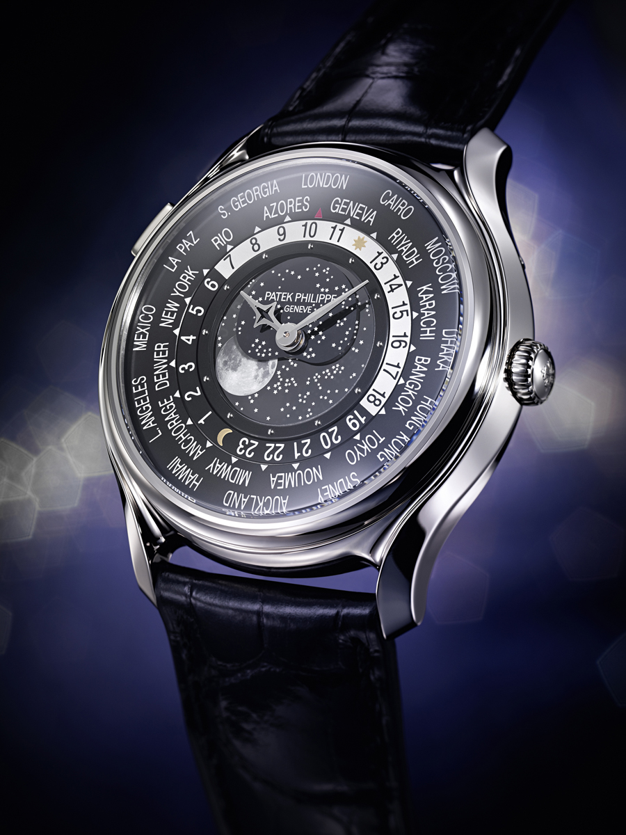 Patek Philippe, 5575G_001, World Time Lune, 175e anniversaire de Patek Philippe