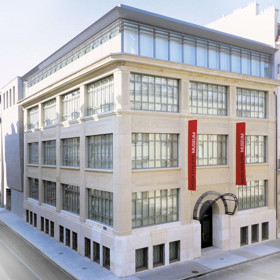 Patek_Philippe_Museum_Building_CAD